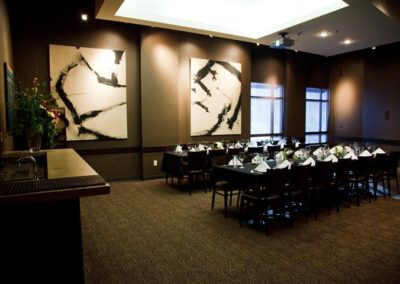 venue restaurant and lounge Lincoln room view 4