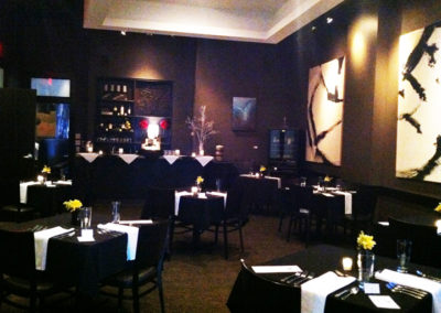 Venue Restaurant and lounge Lincoln room view 5