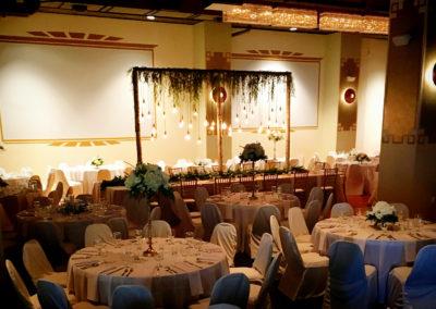 Jasmine Room Wedding Reception