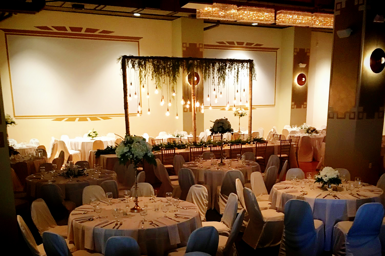 formal event in The Jasmine Room