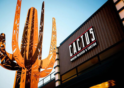 Cactus Modern Mexican | Venue Catering Lincoln, NE