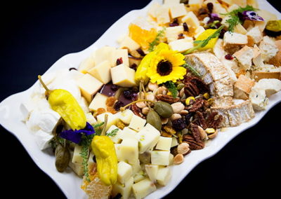 catering platter closeup | Venue Catering Lincoln, NE