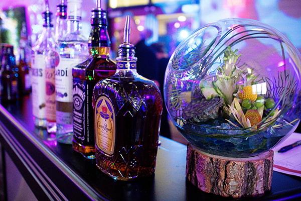 Jasmine Room bar | Venue Catering Lincoln, NE
