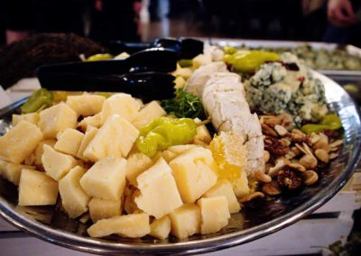 cheese selection | Venue Catering Lincoln, NE