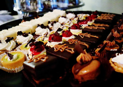 dessert array | Venue Catering Lincoln, NE