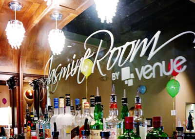Jasmine Room bar | Venue Catering Lincoln, NE
