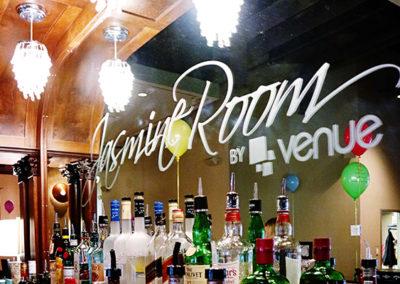 Jasmine Room bar