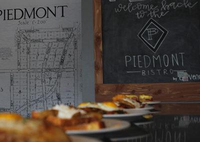Piedmont Catering Room
