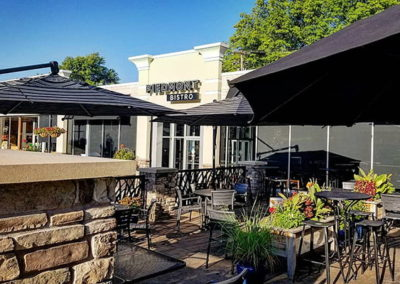 Piedmont Bistro Patio | Venue Catering Lincoln, NE