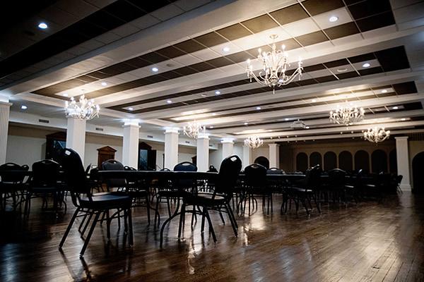 Scottish Rite ballroom   Venue Catering Lincoln, NE