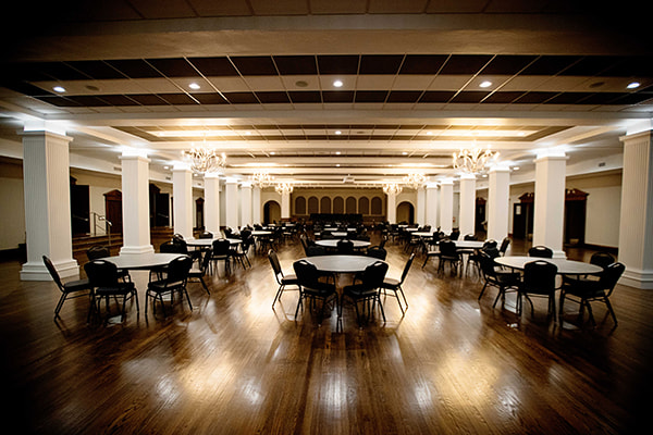 Scottish Rite ballroom | Venue Catering Lincoln, NE